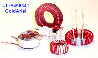 China High Efficiency Toroidal Power Transformer Customized Output Voltage Light Weight supplier