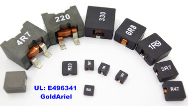 High Performance SMD Power Inductors E496341 Certificated Durable