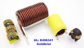 Air Core Toroidal Coil  MnZn Power Ferrite  Magnetic Wires For AC / DC  Power