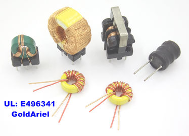 China UU Bobbin Durable Winding Toroidal Inductors High Temperature Resistant supplier