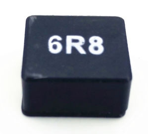 Black SMD 6R8 Inductor Durable  High Reliability For Power AC / DC